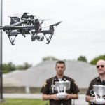 Elizabeth to Talking Drones to Enforce Social Distancing